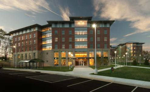 George Mason University - Housing VIIIA