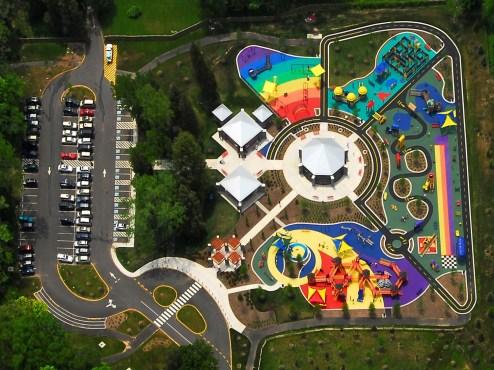 Clemyjontri Park - McLean, Virginia
