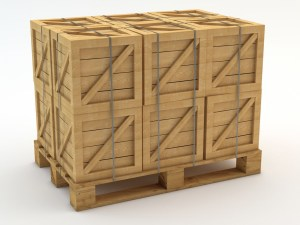 Shipping Choices – Boxes, Crates, and Pallets