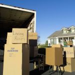 Moving is not child's play.