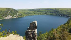Pack Hike at Devil's Lake @ Devils' Lake State Park | Baraboo | Wisconsin | United States