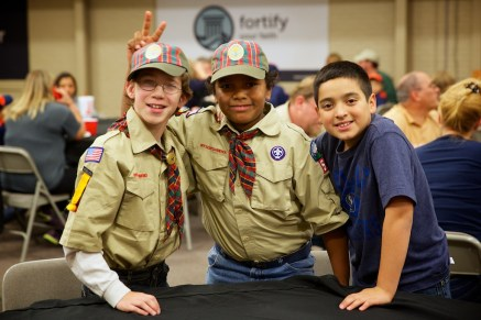 Christmas Party | Pack536Lubbock | 11