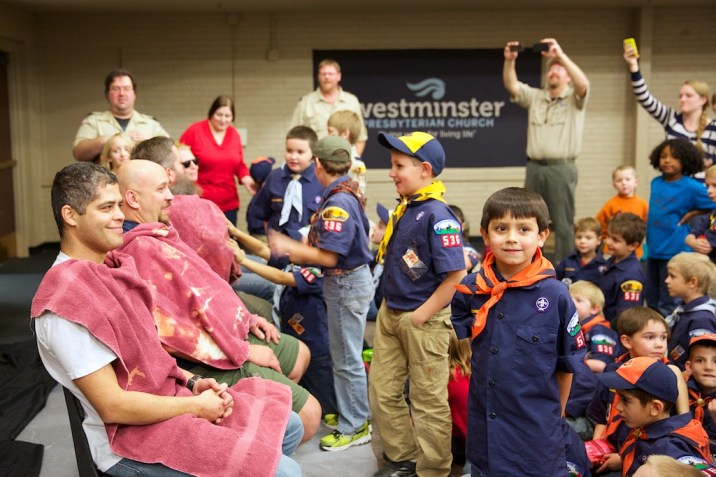 Christmas Party | Pack536Lubbock | 33