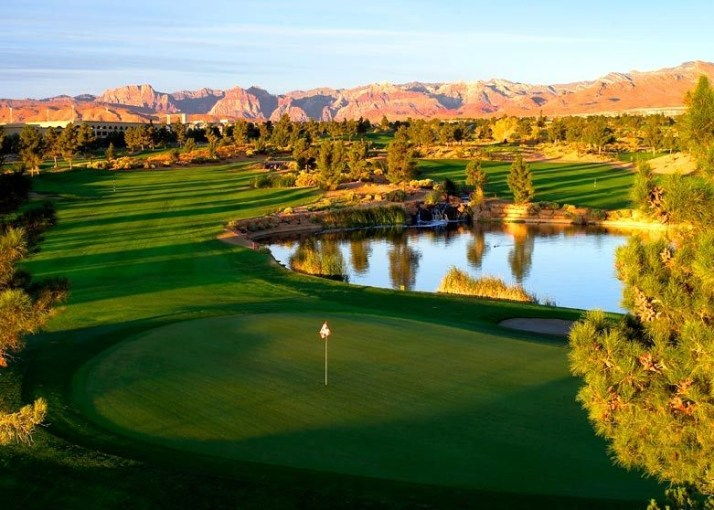 Las Vegas   Las Vegas Golf Packages Vacation Package   OB Sports