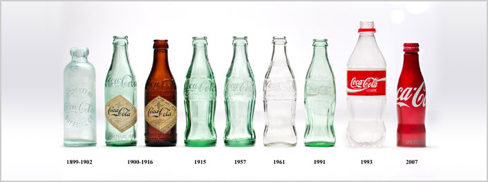 100 Years Later: Coke Bottle Design Stands the Test of Time