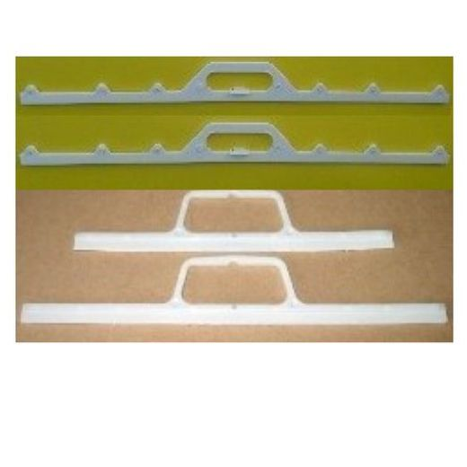 Clip Close Handle Clear Polybags
