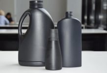Black Plastic - Trend set for Recycling-PackagingGURUji
