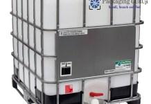 Max. Volume Required to fill the hazardous in an Intermediate Bulk Container (IBC) - PackagingGURUji