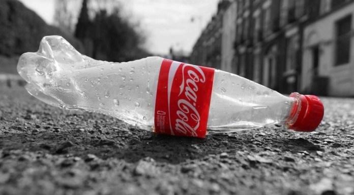 coca-cola brand, plastic waste, coca cola waste generated, plastic polluters, plastic waste