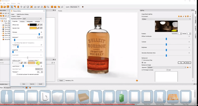 New version 3.6 of IC3D packaging design software enables cloud-based sharing