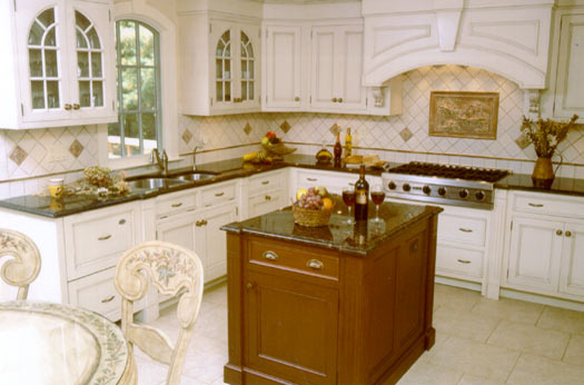 Keystone Detailing Arched Gothic Cabinet Doors