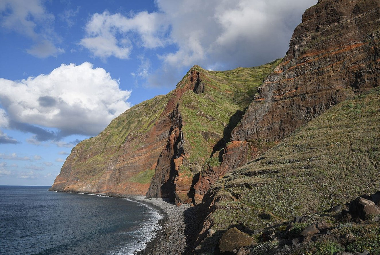 Rocha do Navio, amazing Natural Reserve, Madeira;Portugal