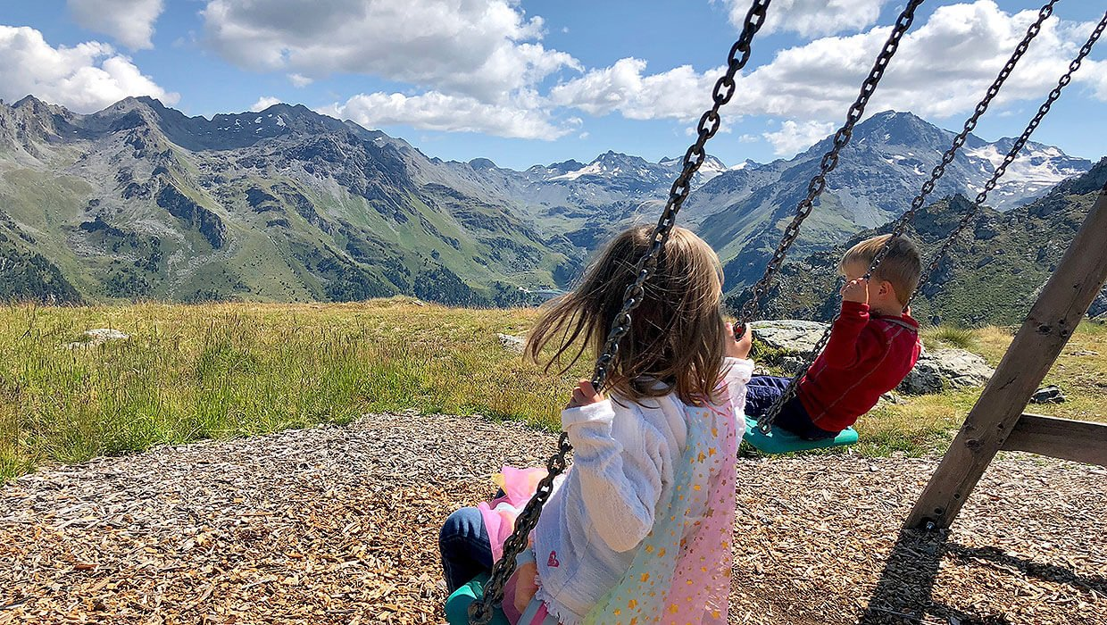 Things to do in Valais with Kids