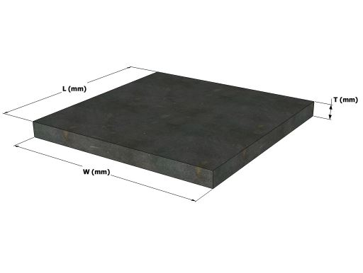 Mild Steel Square Packers