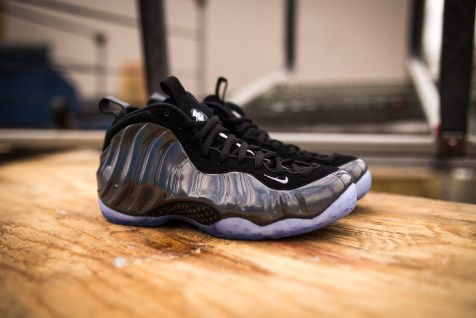 "Foamposite One ""Hologram"""