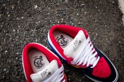 """Vans 'Year of the Monkey"""" Half Cab Multi-Suede-Leather -6"""