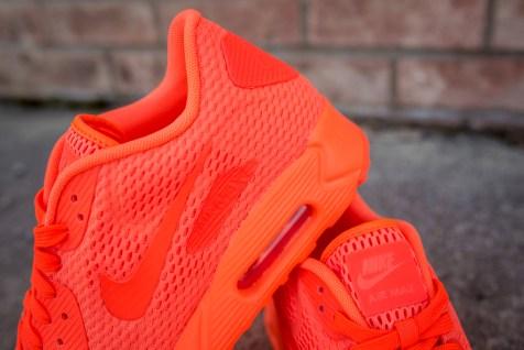 Nike Air Max 90 Ultra BR Total Crimson-10