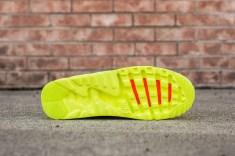 Nike Air Max 90 Ultra BR Volt web crop heel