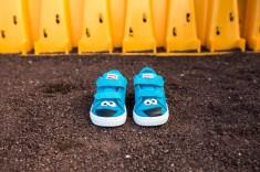 Sesame Street x Puma Suede Kids Cookie Monster-4