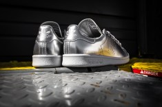Raf Simons x adidas stan smith silver-15