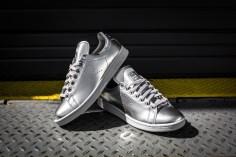 Raf Simons x adidas stan smith silver-9
