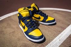 Nike Dunk 'Be True to Your School' Michigan-11