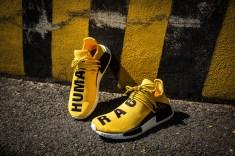 adidas Originals x Pharrell Williams Human Race NMD Green