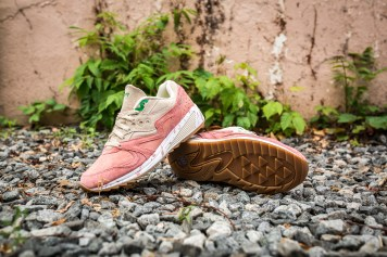 Saucony Grid 8000 'Shrimp Scampi' pink-cream-12