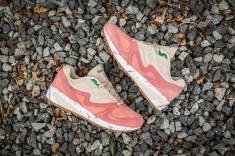 Saucony Grid 8000 'Shrimp Scampi' pink-cream-9