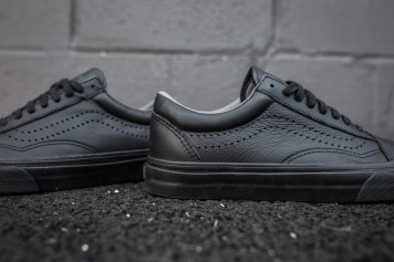 Vans Old Skool Reissue Black-6