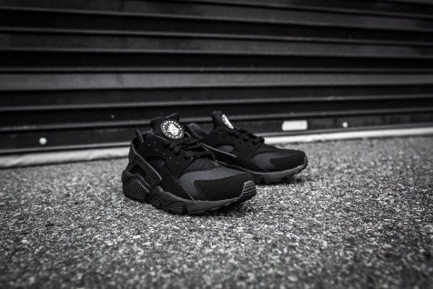 Nike Air Huarache Black-Black-8