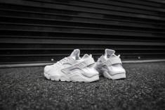 Nike Air Huarache White-White-8