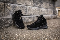 Under Armour Curry 1 Mid Black-Black Suede-12