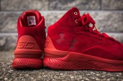 under armour curry 1 mid red-red suede-6