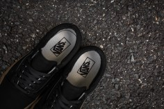 Vans Old Skool Canvas Black-Light Gum-8