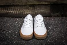 Vans Old Skool Canvas True White-Light Gum-4