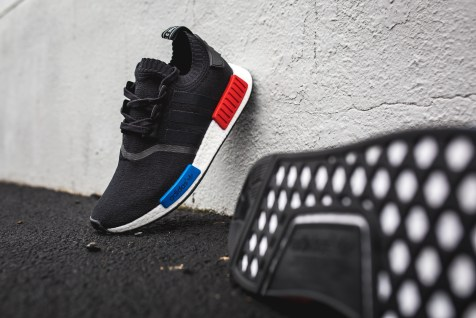 Adidas Rereleases Highly Coveted 'OG' NMD Sneaker, Chaos Ensues