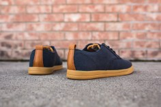 Clae Ellington Textile Deep Navy Canvas-6