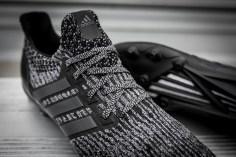 Ultra Boost black cleat-7