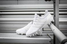 Ultra Boost white cleat-12