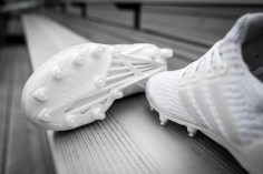 Ultra Boost white cleat-13
