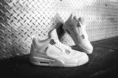Air Jordan 4 Retro Pure Money 308497 100-11