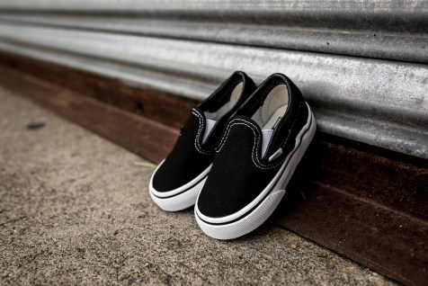 Vans infant Classic Slip-On VN000EX8BLK-7