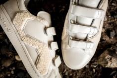 Raf Simons x adidas Stan Smith Comfort Badg BB6888-8