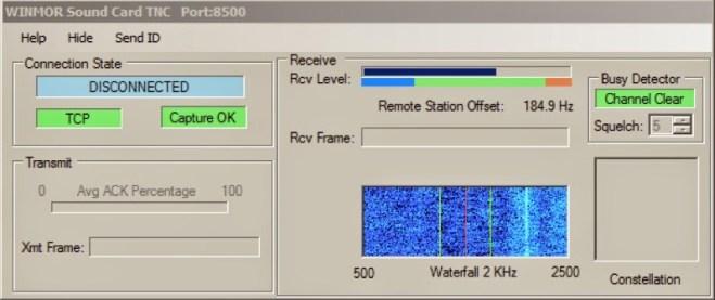 bpq – Packet-radio net