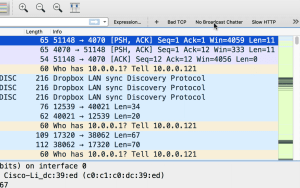 Troubleshooting with Wireshark – Filtering Out What You Don't Need