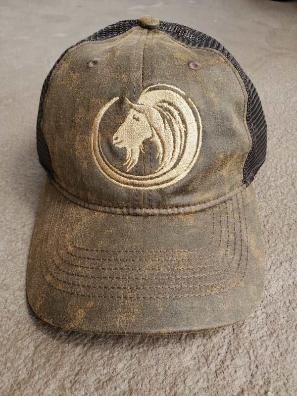 Brown Pack Goat Hat