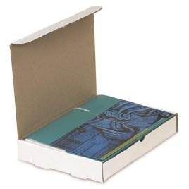 11 7/8×3 3/4×2 3/4″ Protective Literature Mailer $0.48/piece