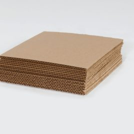 9 7/8×9 7/8″ Corrugated Layer Pad $0.15/piece