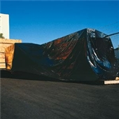28'x100` 6 Mil Heavy-Duty Black Poly Sheeting $220.77/piece